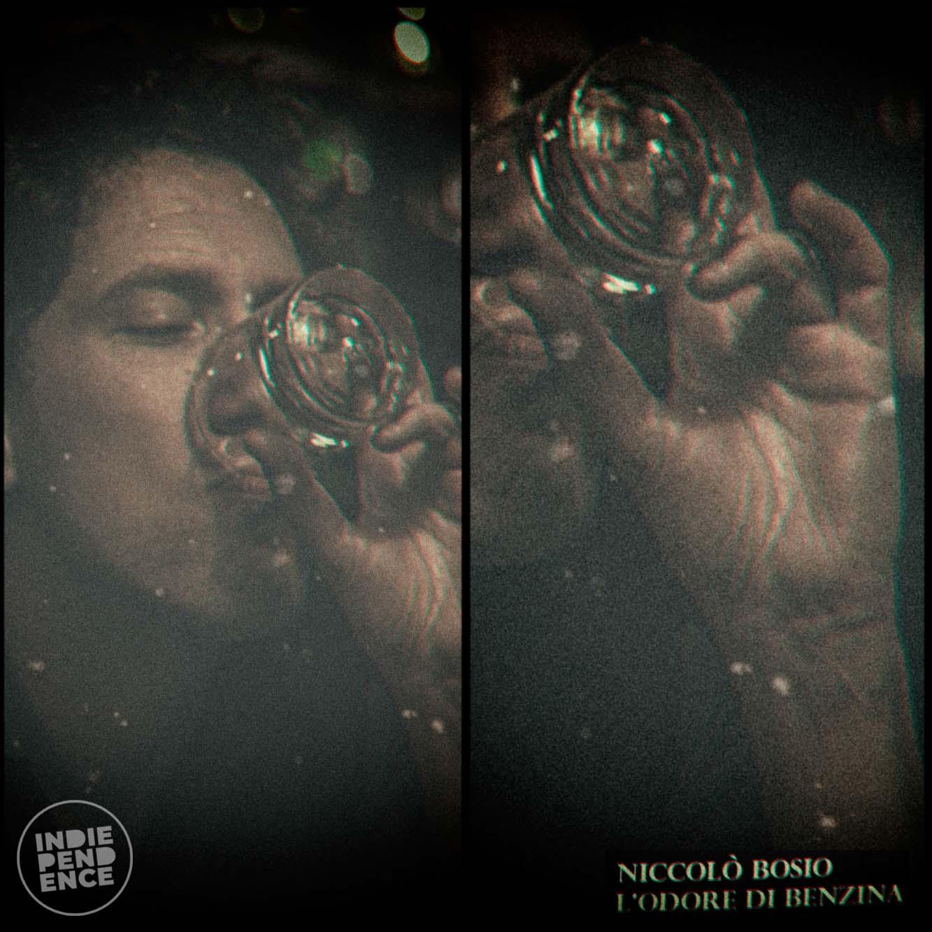 L'odore_di_Benzina_Niccolò_Bosio_cover_album